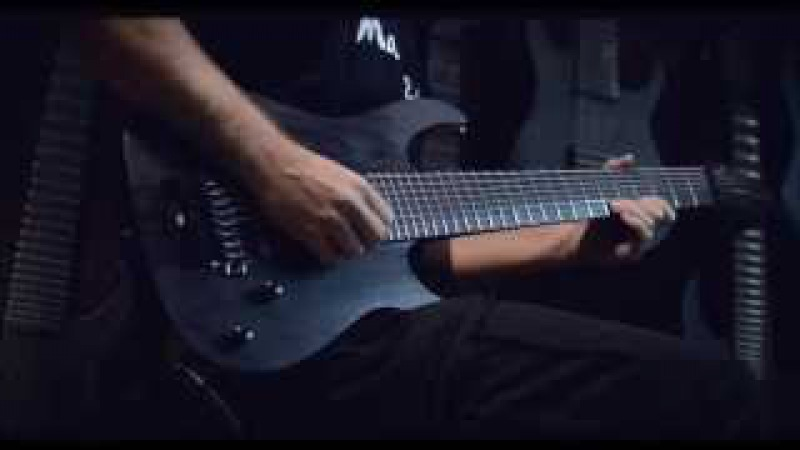 Fredrik Thordendal from Meshuggah plays Pigtronix Mothership Analog Guitar Synth Fractal Axe FX II