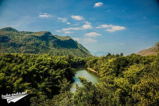 Провинция Канчанабури природа