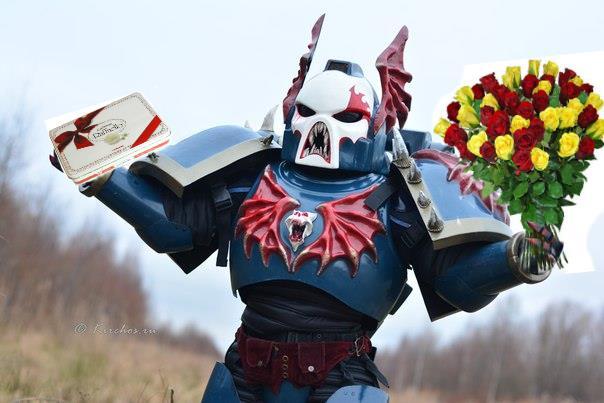 Warhammer поздравление с днем рождения