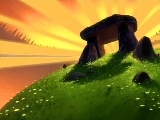 Страна Троллей 26 серия из 26 / Troll Tales Episode 26 (2003) Незваные Гости