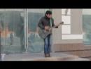 Казань - Чувак круто поет и играет на гитаре(Когда твоя девушка больна)