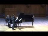 Ф. Шуберт  Соната для скрипки и фортепиано ля мажор, Джошуа Белл (скрипка)  Алессио Бакс