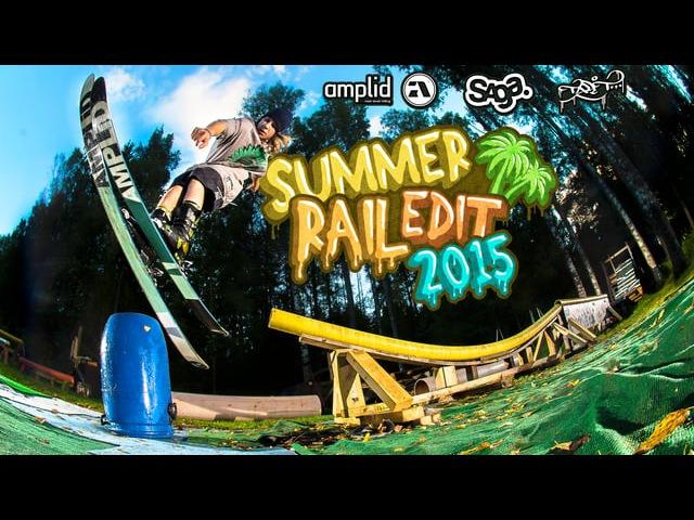Kevin Salonius - Summer Rail Edit 2015