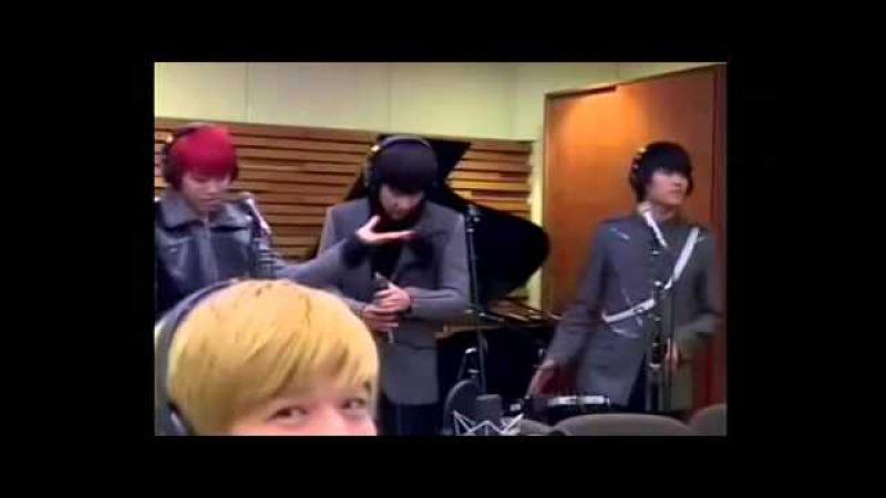 [RADIO] 110112 인피니트 (Infinite) - BTD (ShimShim Tapa)