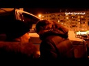 Разгон Ультрас на протесте против Анни Лорак 27 11 2014