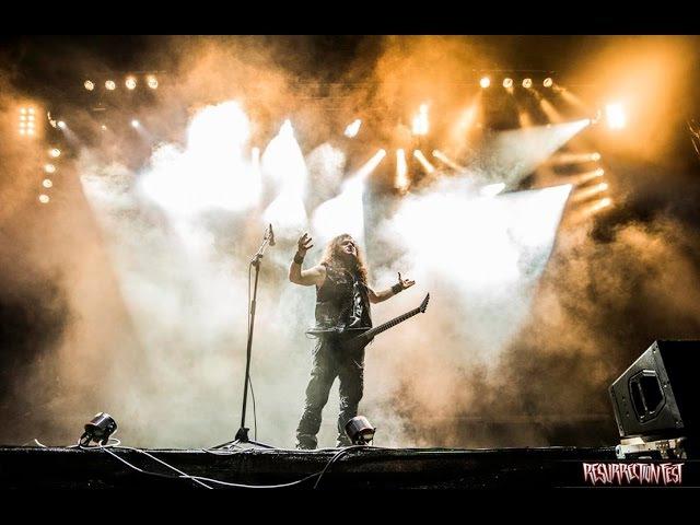 Kreator - Live at Resurrection Fest 2014 (Viveiro, Spain) [Full show]