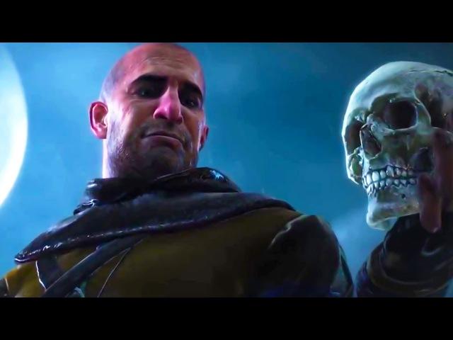 Ведьмак 3: Дикая Охота | HD трейлер на русском дополнения Каменные сердца | Игра Ве ...