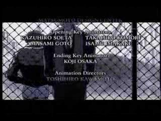 Cowboy Bebop ending ost tv short