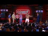 Премьера! Новый выпуск Comedy Club - Восстание тонированных машин