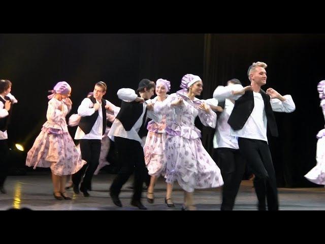 Jewish dance Еврейский танец