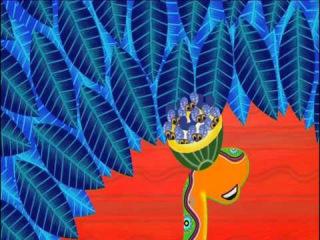 Tinga Tinga, tales of Africa - Why Snake Has No Legs
