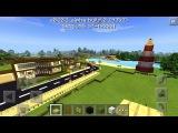 Frenber-Minecraft PE. Остров мечты-1 серия.