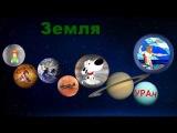 Мультфльм - Назви планет