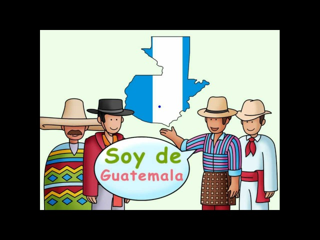Where are you from - ¿De dónde eres tú - Calico Spanish Songs for Kids