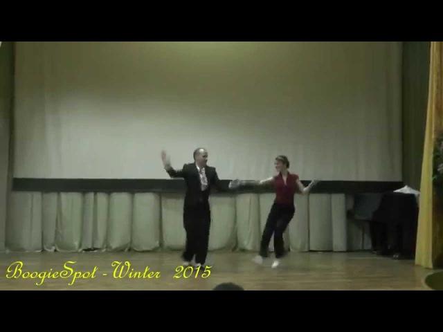 BoogieSpot Winter 2015 (Thomas Audon Sophie Allaf)