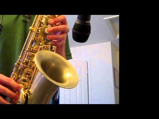 Clannad - Toki wo Kizamu Uta - Saxophone