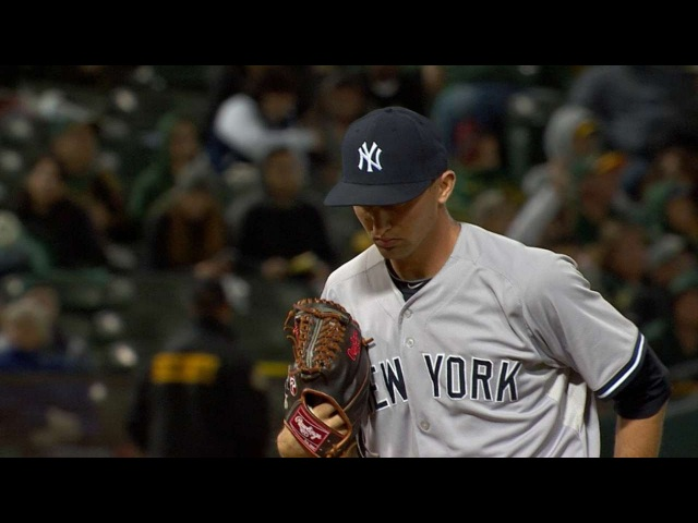 Shreve strikes out all four batters he faces