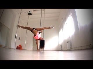 Pole Dance Nina Kozub PROMO - смотреть онлайн видео лучших спортивных моментов (highlights)