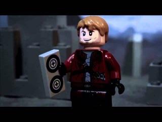 LEGO Стражи галактики начало