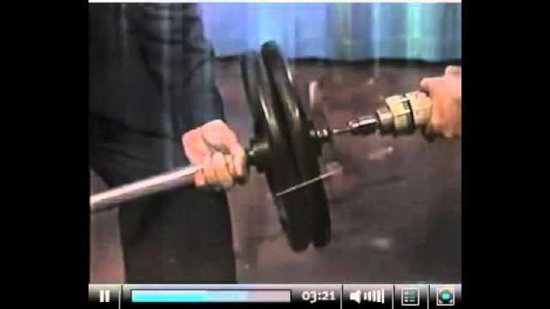 Потеря веса гироскопом