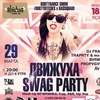 SWAG PARTY 29 МАРТА в Shishas Happy Bar
