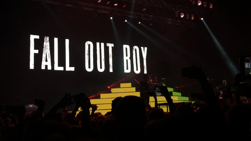 Fall Out Boy Beat It Michael Jackson cover