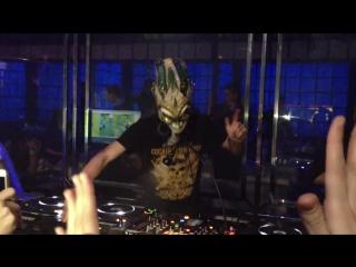 Boris Brejcha Night Club «СаХар» 25.01.2014 pat 4