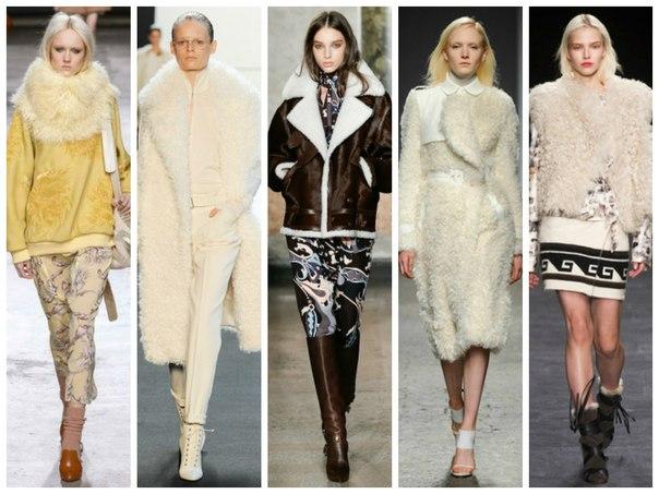 Норковые шубы 2017 2017 года модные тенденции
