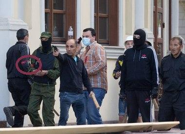 Один из стрелков по людям в Одессе 2 мая 2014 года выступает на российском ТВ - Цензор.НЕТ 7903