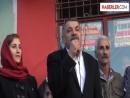 Askeri Konvoy Geçerken PKK Şov Yaptı