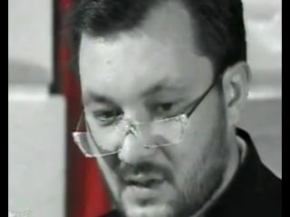staroetv.su / Пятый угол (УТ-2, апрель 1997) Сергей Аксёненко