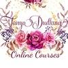Tanya Dudkina Онлайн курсы. Скрапбукинг и Декор