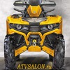 STELS ATV 800 Guepard