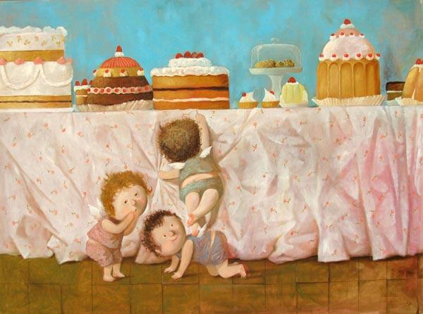 Афиша Калуга Весенний девичник с малышами
