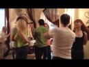 """Сальса в """"Праге"""". Мастерская Танцев и Пластики """"Intensity"""".6/07/15 ч.1"""