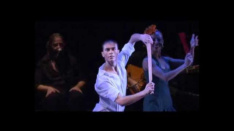 Miguel Vargas Flamenco Dance Theater Guajira