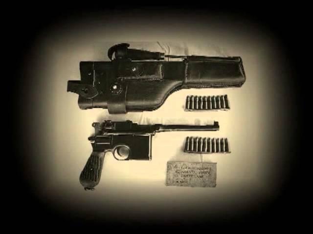 Автоматический пистолет Стечкина (АПС). Телепрограмма. Оружие ТВ