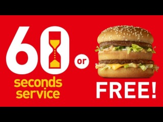 McDonald's Secret Menu In 60 Sec's