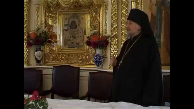 Святыни Псково Печерского монастыря. Кашин Православный