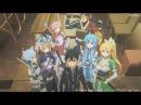 Sword Art Online II Episode 15 Preview 「ソードアート・オンラインⅡ」第15話「湖の女王」予告映&#20687