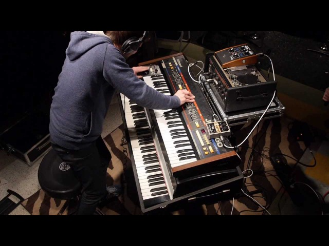 Nils Frahm Says Live on KEXP
