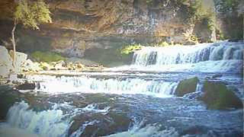 The Secret Waterfall - Llewellyn