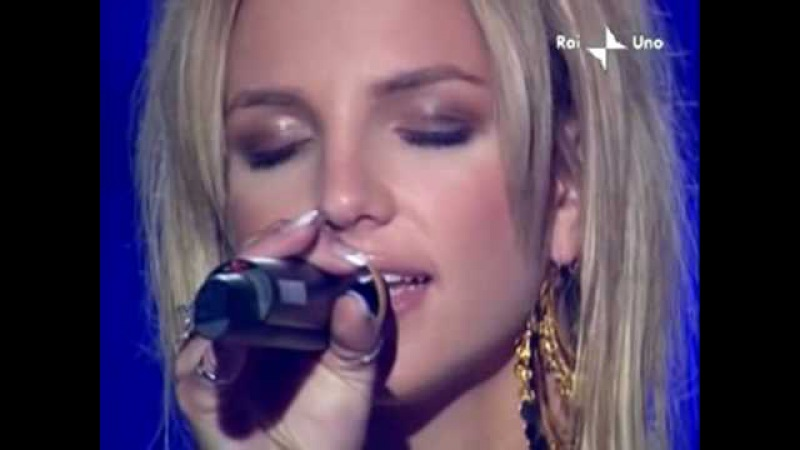 Britney Spears - I'm Not A Girl, Not Yet A Woman - Domi Nika (LIVE)