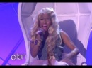 Nicki Minaj - Right by my side live & Starships LIVE at Ellen DeGeneres Show 2012 HD Medley