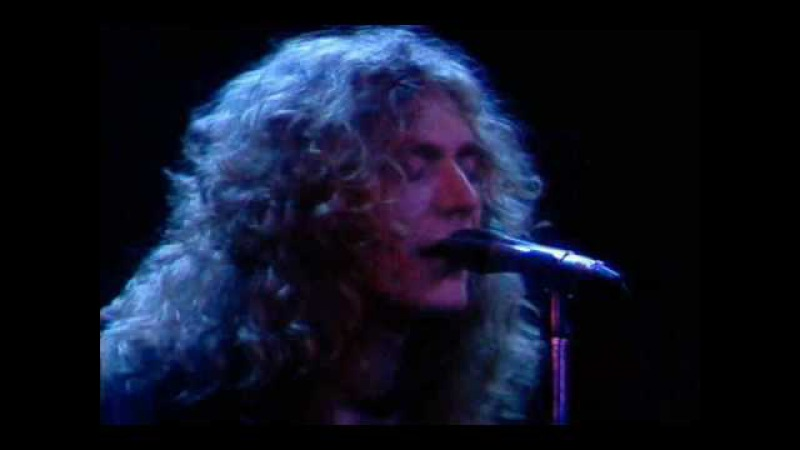 Led Zeppelin That's The Way Earl Court 1975