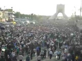 2009 Iranian Revolution - Anti-Ahmadinejad protest on June 15