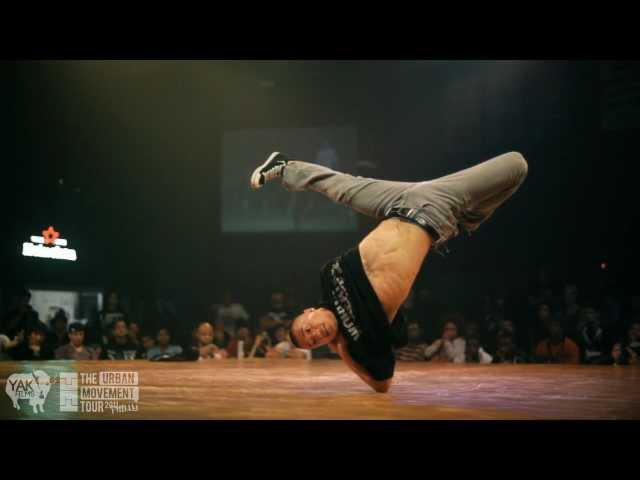 The Urban Movement Tour 2011 Phily | Silverback Bboy Events | YAK FILMS