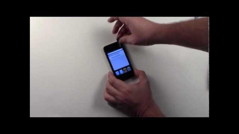 IPhone vs молоток. Тест противоударной пленки [lolx.ru]