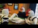 Law Order: KFC | Robot Chicken | Adult Swim