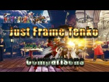 [Street Fighter V] Karin's Tenko Variations - Just Frame
